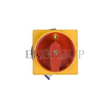 Łącznik krzywkowy awaryjny 0-1 3P 25A do wbudowania 4G25-10-U S25 63-241674-031-86801