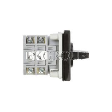 Łącznik krzywkowy 0-1 3P 25A do wbudowania ŁK25R-2.8211\P03-86820