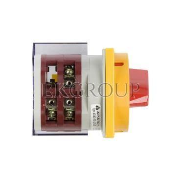 Łącznik krzywkowy awaryjny 0-1 3P 40A do wbudowania 4G40-10-U S25 63-241677-041-86837
