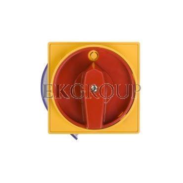 Łącznik krzywkowy awaryjny 0-1 3P 63A do wbudowania 4G63-10-U S25 63-241678-051-86857