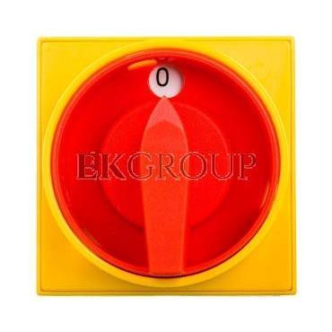 Łącznik krzywkowy 0-1 16A 3P do wbudowania ŁK16/ 2.8211\P08-87507