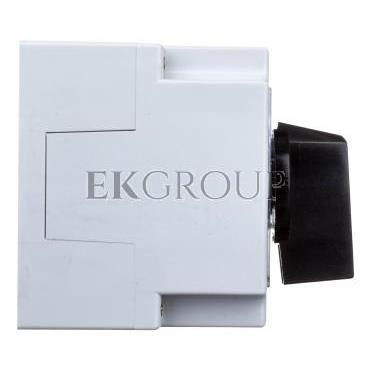 Łącznik krzywkowy 0-1 2P 10A w obudowie 4G10-91-PK 63-840395-011-87295