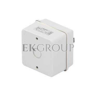 Łącznik krzywkowy 0-1 3P 12A IP65 Łuk E12-13 w obudowie 921213-88145