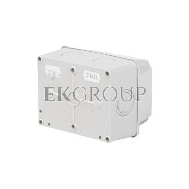 Łącznik krzywkowy 0-1 3P 16A w obudowie ŁK16R-2.8211\OB2-86915