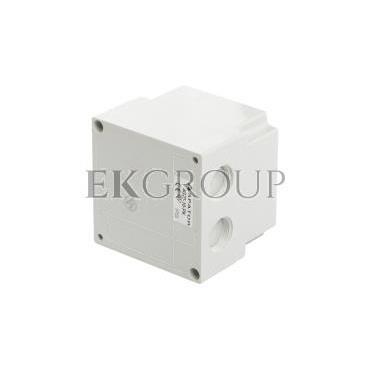 Łącznik krzywkowy 0-1 3P 25A w obudowie 4G25-10-PK 63-840306-031-86921
