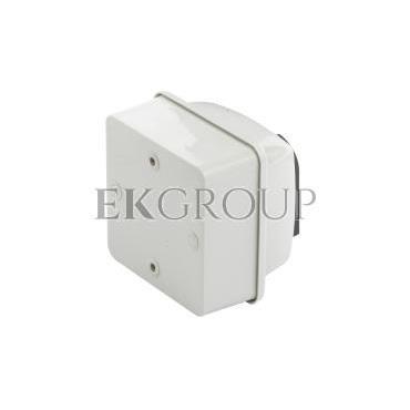 Łącznik krzywkowy 0-1 3P 25A IP44 Łuk E25-13 w obudowie 952511-88151
