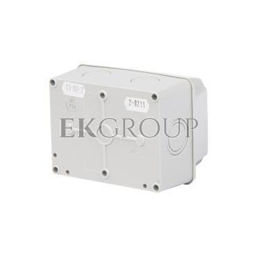 Łącznik krzywkowy 0-1 3P 25A w obudowie ŁK25R-2.8211\OB2-86933