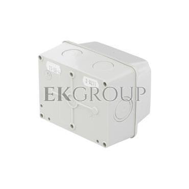 Łącznik krzywkowy 0-1 3P 40A w obudowie ŁK40-2.8211\OB2-86961