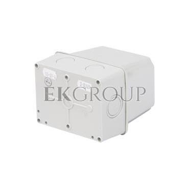 Łącznik krzywkowy L-0-P 3P 40A w obudowie ŁK40-3.8368\OB3-86964