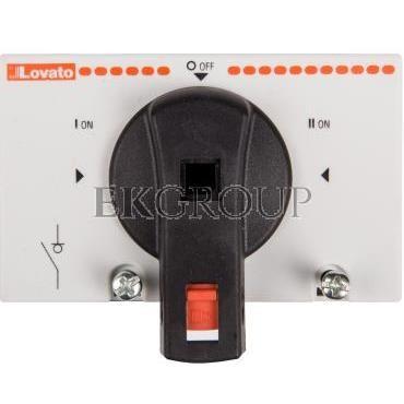 Blokada mechaniczna do układów przełącznych I-0-II, do GA016A-GA040A GAX5000-85520