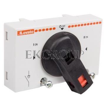 Blokada mechaniczna do układów przełącznych I-0-II, do GA016A-GA040A GAX5000-85521