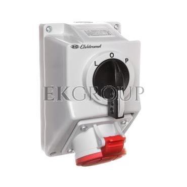 Zestaw instalacyjny z gniazdem 5P L-0-P 32A IP54 C32-48N 974009-88175