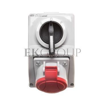 Zestaw instalacyjny z gniazdem 5P L-0-P 32A IP54 C32-48N 974009-88176