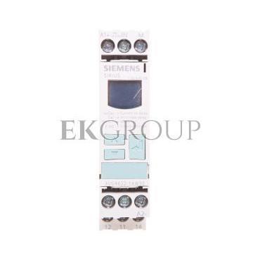 Przekaźnik kontroli prądu 1-fazowy 0,1-10A 1P 0,1-20sek 24-240V AC/DC 3UG4622-1AW30-101984