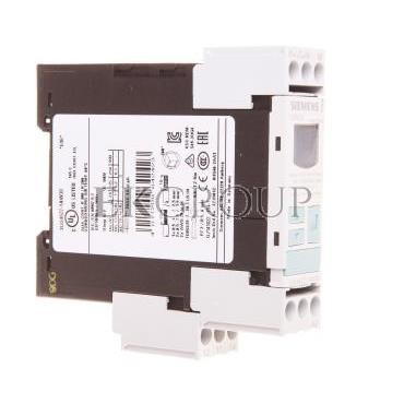 Przekaźnik kontroli prądu 1-fazowy 0,1-10A 1P 0,1-20sek 24-240V AC/DC 3UG4622-1AW30-101985