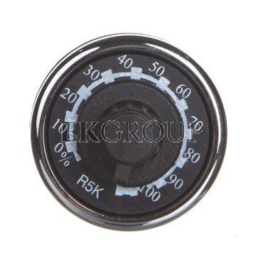 Potencjometr 5kOhm 1,5W 22mm T0-BPR05K-101443