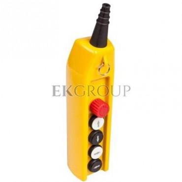 Kaseta suwnicowa góra-dół/lewo-prawo 1-biegowa   przycisk bezpieczeństwa PKS-6\W01-98484