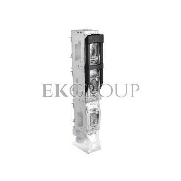 Rozłącznik bezpiecznikowy listwowy ARS 2-6V /zaciski V-obejmy/ 63-811826-011-91911
