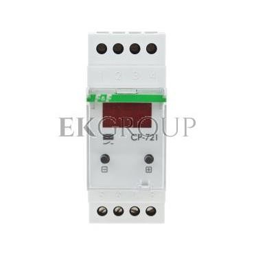 Przekaźnik kontroli napięcia 1-fazowy programowalny 1Z 16A 150-450V AC wyświetlacz LED CP-721-101865