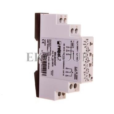 Przekaźnik kontroli prądu 1-fazowy 1P 0,5-10A AC 0,1-10sek MR-EI1W1P 2613070-101963