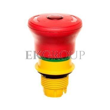Napęd przycisku bezpieczeństwa czerwony przez obrót z podświetleniem LPCBL6644-99897