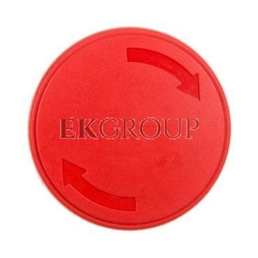 Napęd przycisku grzybkowego czerwony przez obrót LPCB6344-99890