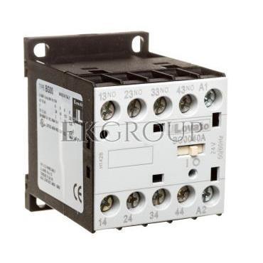 Stycznik pomocniczy 10A 4Z 0R 24V AC BG00.40A 11BG0040A024-94512