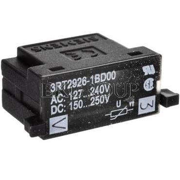 Układ ochronny warystor 127-240V AC, 150-250V DC 3RT2926-1BD00-95512