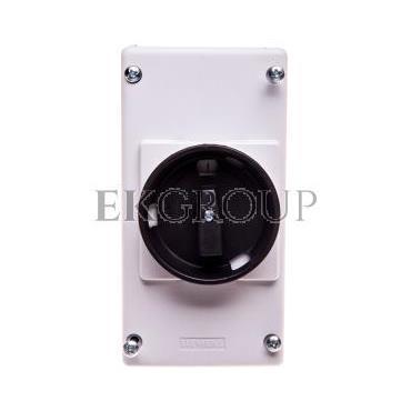 Obudowa wyłącznika silnikowego IP55 natynkowa 3RV1923-1CA00-90703