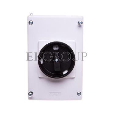 Obudowa wyłącznika silnikowego IP55 natynkowa 3RV1923-1DA00-90705