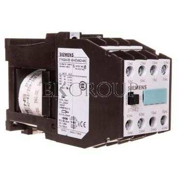 Stycznik pomocniczy 6A 4Z 4R 24V DC 3TH4244-0BB4-94593