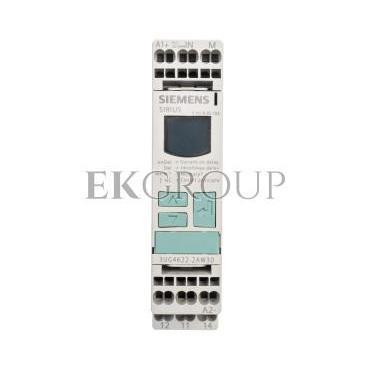 Przekaźnik kontroli prądu 1-fazowy 0,1-10A 1P 0,1-20sek 24-240V AC/DC 3UG4622-2AW30-101978