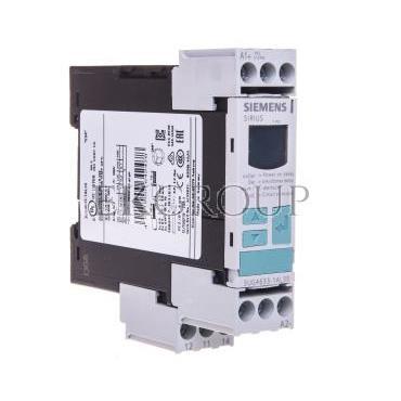 Przekaźnik kontroli napięcia 1P 17-275V AC/DC z wyświetlaczem LED 3UG4633-1AL30-101875