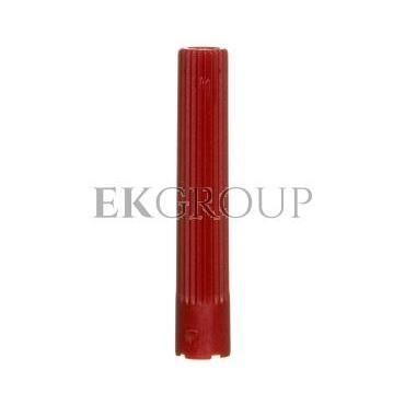Tulejka izolująca czerwona do wtyczki probierczej MPS-IH RD 0201676 /10szt./-101481