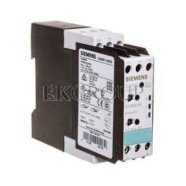 Przekaźnik kontroli izolacji sieci IT-400V AC 1-100kOhm 24-240V AC/DC 3UG4581-1AW30-101845