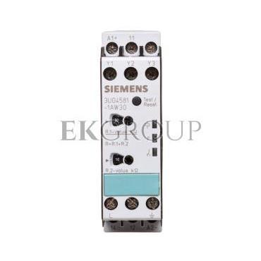 Przekaźnik kontroli izolacji sieci IT-400V AC 1-100kOhm 24-240V AC/DC 3UG4581-1AW30-101846