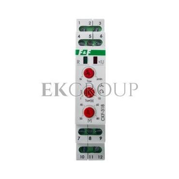 Czujnik kolejności, zaniku i asymetrii faz 10A 1P 1-10sek 20-80V CKF-318-101840