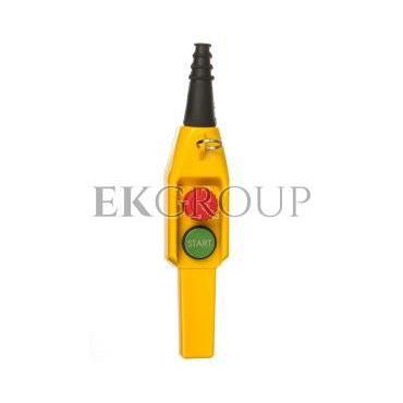 Kaseta sterownicza suwnicowa SP22-B-01   zielony PKS-1401-R17 (START) PKS-2\W03-98459