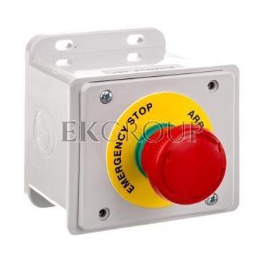 Przycisk alarmowy czerwony 1NC 10A 250V IP65EC69000E-99994
