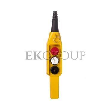 Kaseta sterownicza suwnicowa przycisk bezp./2x2NO PKS-3\W02-98511