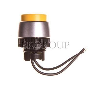 Sygnalizator dźwiękowy 24V AC pierścień niklowany ST22-SD-24AC\.-97559