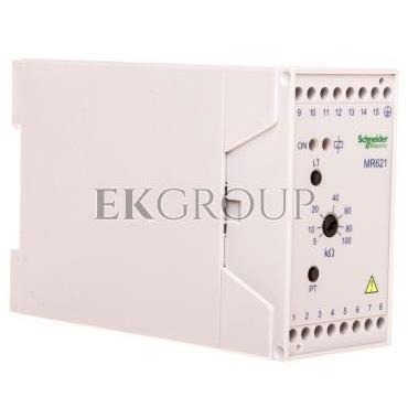 Przekaźnik kontroli izolacji do sieci jednofazowej 5-100kOhm 2P 5A 230V AC MR-621 2608794-101843
