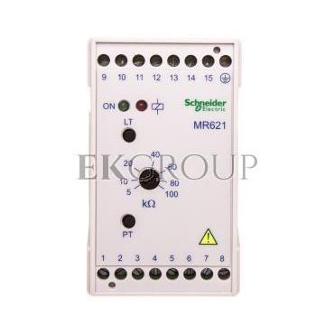 Przekaźnik kontroli izolacji do sieci jednofazowej 5-100kOhm 2P 5A 230V AC MR-621 2608794-101844