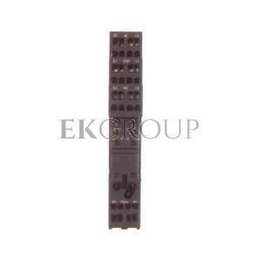 Gniazdo przekaźnika RM 10A 300V AC czarne GZMB80 2614582-97921