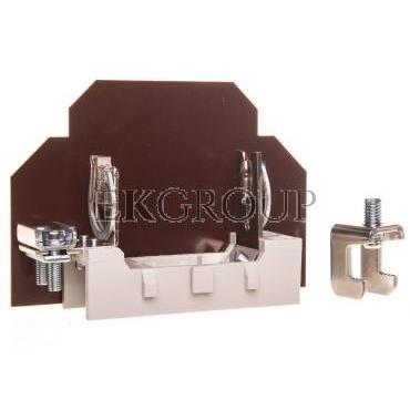 Podstawa bezpiecznikowa 1P 125A /mocowana na szynie/ PPR 00 004121003-90791