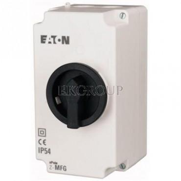 Obudowa wyłącznika silnikowego IP54 natynkowa Z-MFG/NOT 248385-90690