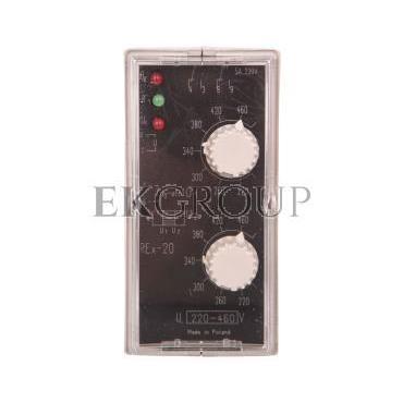 Przekaźnik pomiarowy napięciowy 1-fazowy REX-20 220-460V 2605962-101896