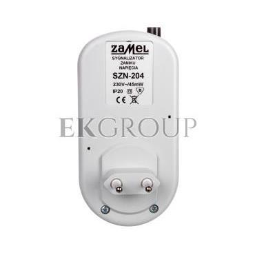 Sygnalizator zaniku napięcia 230V SZN-204 STI10000028-101892