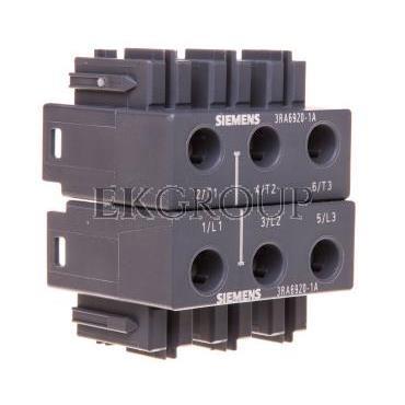 Złącze śrubowe torów głównych 3P 3RA6920-1A-90959
