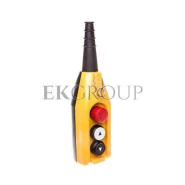 Kaseta sterownicza kompletna 2 przyciski 22mm   1 30mm T0-PV3E30B2-98410